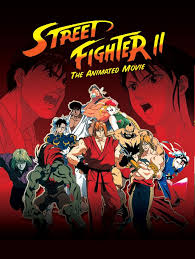 street fighter ii the animated