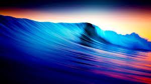rolling waves ultra hd wallpaper