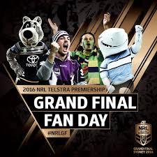 2016 NRL and AFL Grand Final Fan ...