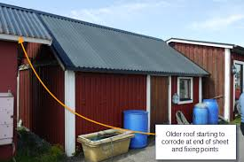 metal shed roofing 4 key points you