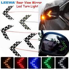 leewa 100pcs auto car led arrow lights