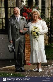 Joan Sims Schauspielerin und Schauspieler Frank Middlemass in ...