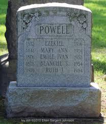Emile Ivan Powell (1876-1952) - Find A Grave Memorial