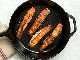 Crisp Pan-Seared Salmon Recipe - Judith ...