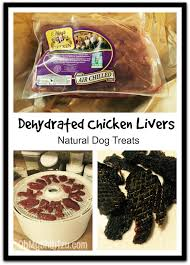 dehydrated en liver dog treats omst