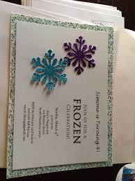 Frozen Invites Invitaciones De Frozen Fiesta Frozen Frozen