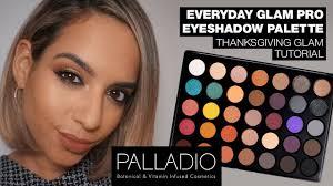 thanksgiving makeup tutorial with gia