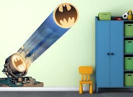 Batman Bat Signal Wall Decal