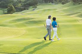 「ゴルフがシニア 夫婦 」の画像検索結果
