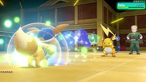 Análisis de Pokémon Let's Go, Pikachu! / Pokémon Let's Go, Eevee ...