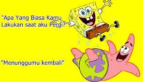 quote lucu serial spongebob ini nggak cuma inspiratif tapi juga
