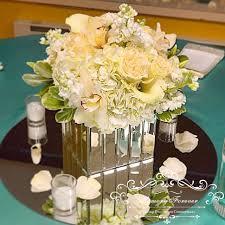 round mirror plate for wedding