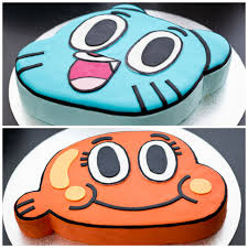 Which Cake Would You Eat First Gumball Or Darwin Maika