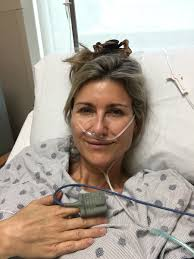 """Ashleigh Banfield on Twitter: """"DONE ✅ ! 18 years after Katie went public  with her #colonoscopy here's a reminder that it's important ..and it's  EASY! Thanks @StamfordHosp ! Thanks Dr Dettmer!… https://t.co/2iCVNnqAls"""""""