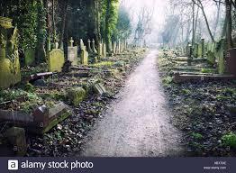 Abney Park Cemetery, Stoke Newington, London, England, UK Stock Photo -  Alamy