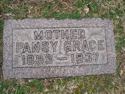 Pansy Smith Grace (1896-1937) - Find A Grave Memorial