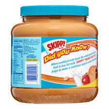 skippy creamy peanut er 5 0 lb