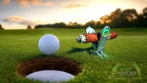 golf promotional items mark mender