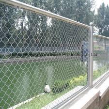 garden wire mesh chain link fence