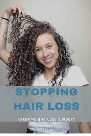 how i stopped my hair loss after weight