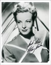 Hillary Brooke - Autographed Signed Photograph   HistoryForSale ...