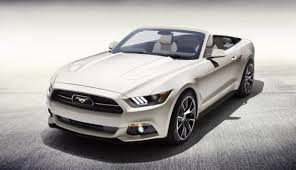 2019 ford mustang convertible colors