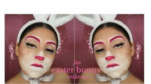 easter bunny makeup tutorial saubhaya