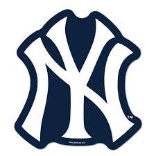 New York Yankees Ny Logo Baseball Vinyl Decal 4 Car Truck Window Sticker Wincraft Bumper Stickers Decals Magnets