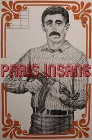 AARON ROSE, The Shooter (Paris Insane), 2015 – Circle Culture