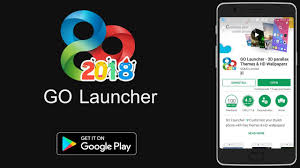 go launcher 3d parallax themes hd