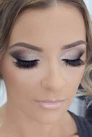 natural smokey eye makeup cat eye makeup