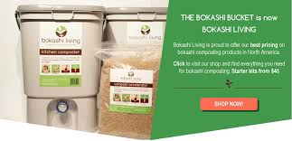the bokashi bucket