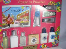 l occitane voyage en provence set