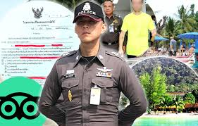 American waging a campaign against a Ko Chang hotel shocked as police  arrest and jail him for defamation - Thai Examiner