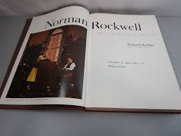 norman rockwell coffee table book