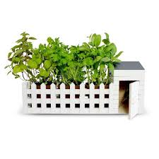 Miniature Picket Fence Planters Picket Fence Planters