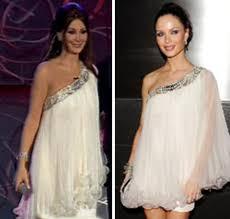 فستان أليسا في أبشر على من يبدو أجمل Yasmina