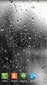 top 7 android rain live wallpaper apps