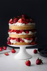 strawberry shortcake cake wife mama