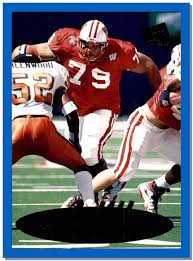 1999 Press Pass #41 Aaron Gibson WISCONSIN BADGERS at Amazon's Sports  Collectibles Store