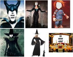 Fotomontajes Y Tarjetas De Halloween Fotoefectos