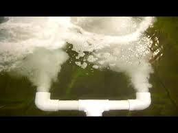 oxygen for koi fish pond