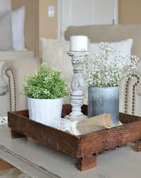 decor tray lovely farmhouse style ideas