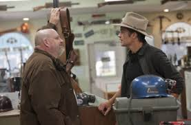 """Guest Star Goodness: Pruitt Taylor Vince and James LeGros in Justified  """"Harlan Roulette"""" 