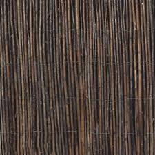 Budget Natural Screen Fencing House Brand Willow Chippy S Outdoor