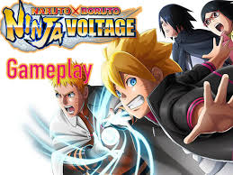 Watch Naruto X Boruto Ninja Voltage Gameplay