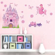 Princess Wall Stickers Wall Decal Set Style And Apply