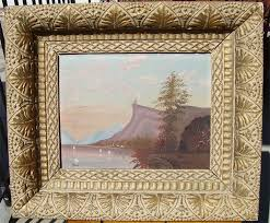 Effie Anderson Smith - Images - Lake and Mountain Scene Effie ...