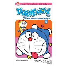 Doraemon - Chú Mèo Máy Đến Từ Tương Lai (Tập 1-5), Giá tháng 4/2020