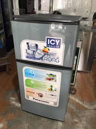 Tủ lạnh Pana 150l. Giá 1tr3 - Tủ lạnh, Máy giặt cũ giá rẻ tại Hà Nội